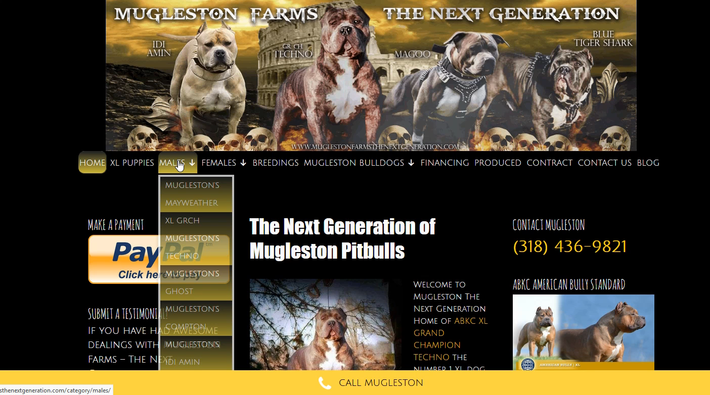 MuglestonFarms The Next Generation