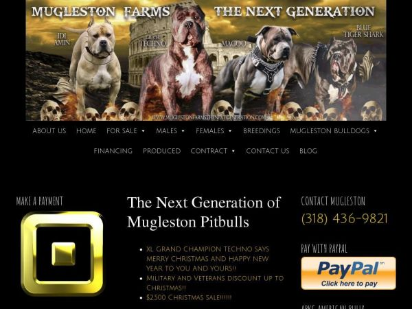 Mugleston Farms The Next Generation 1
